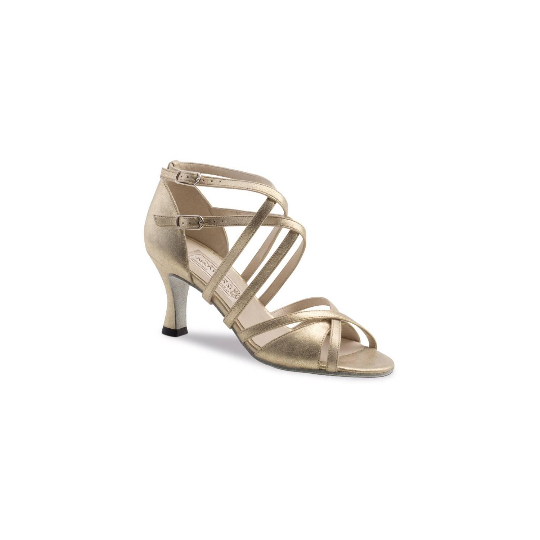 Werner Kern Ladies Dance Shoes EVA 6.5_PN - Perl Nude - 6