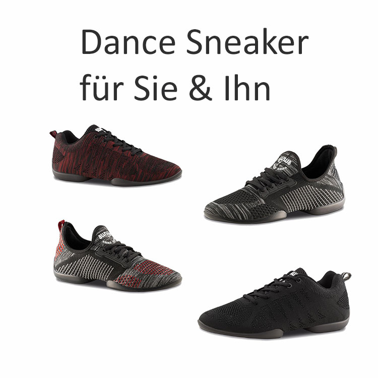 Dance Sneaker für Sie & Ihn