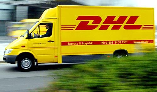 Versandlogistik mit DHL